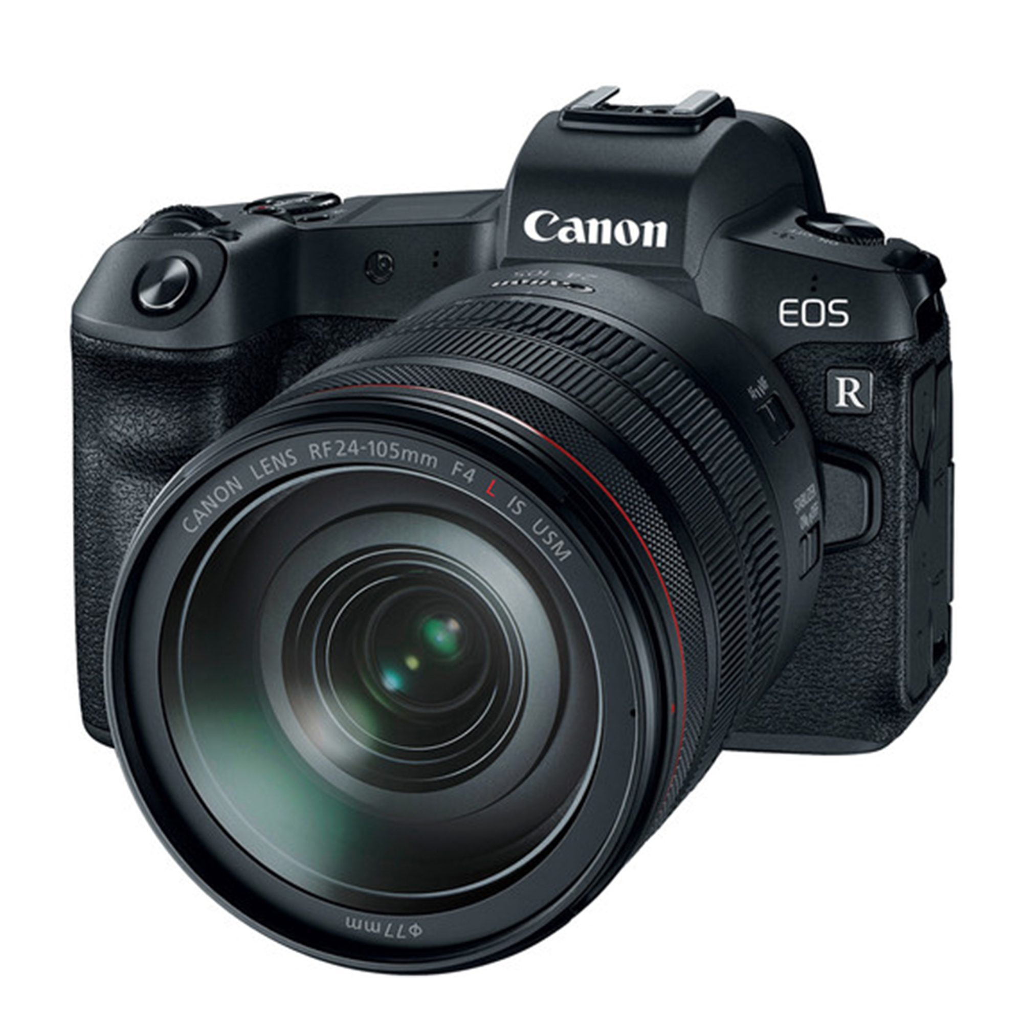 canon EOS R Mirrorless Digital Camera + RF 24-105mm F4 L IS USM Lens