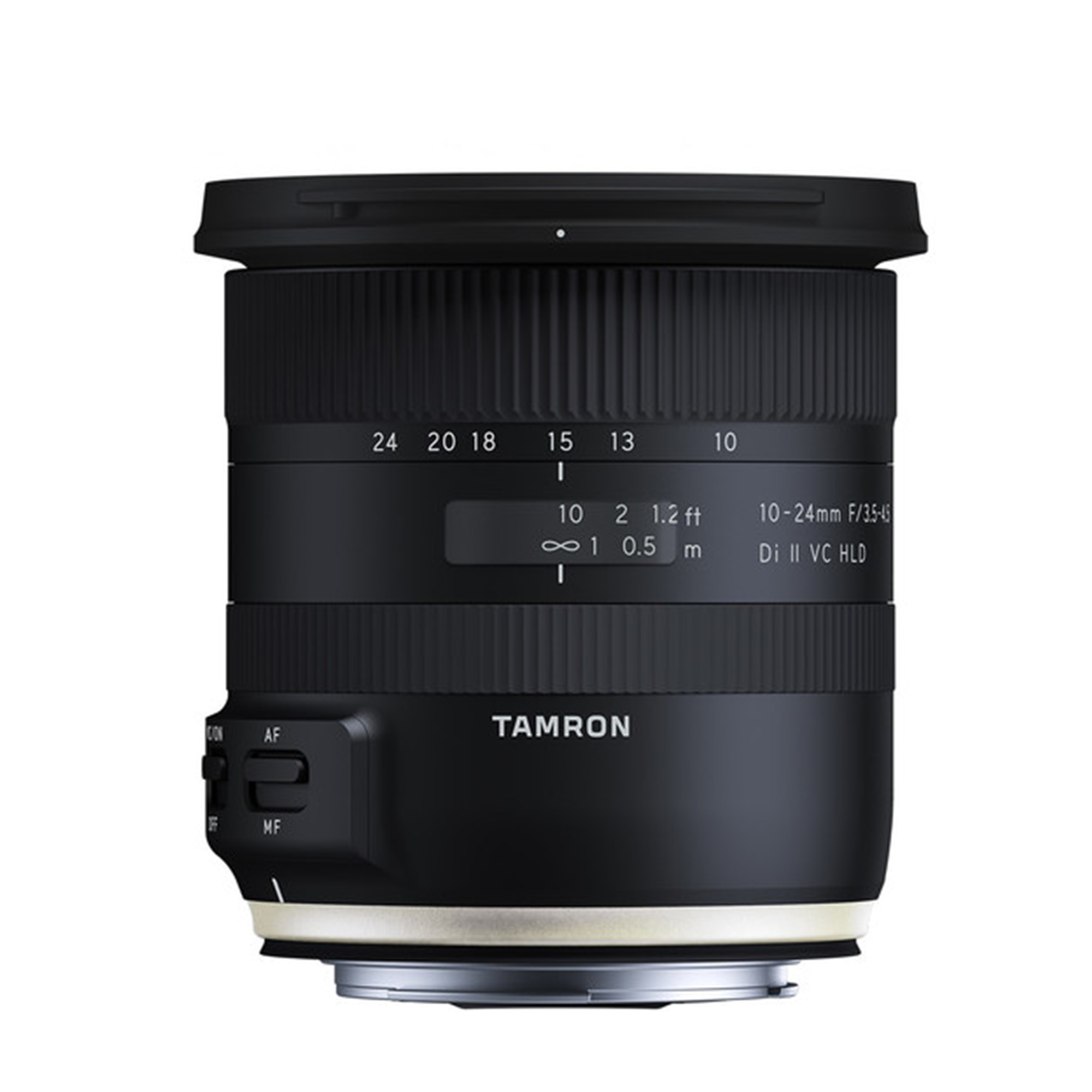 Tamron 10-24mm f/3.5-4.5 Di II VC HLD Lens for Canon