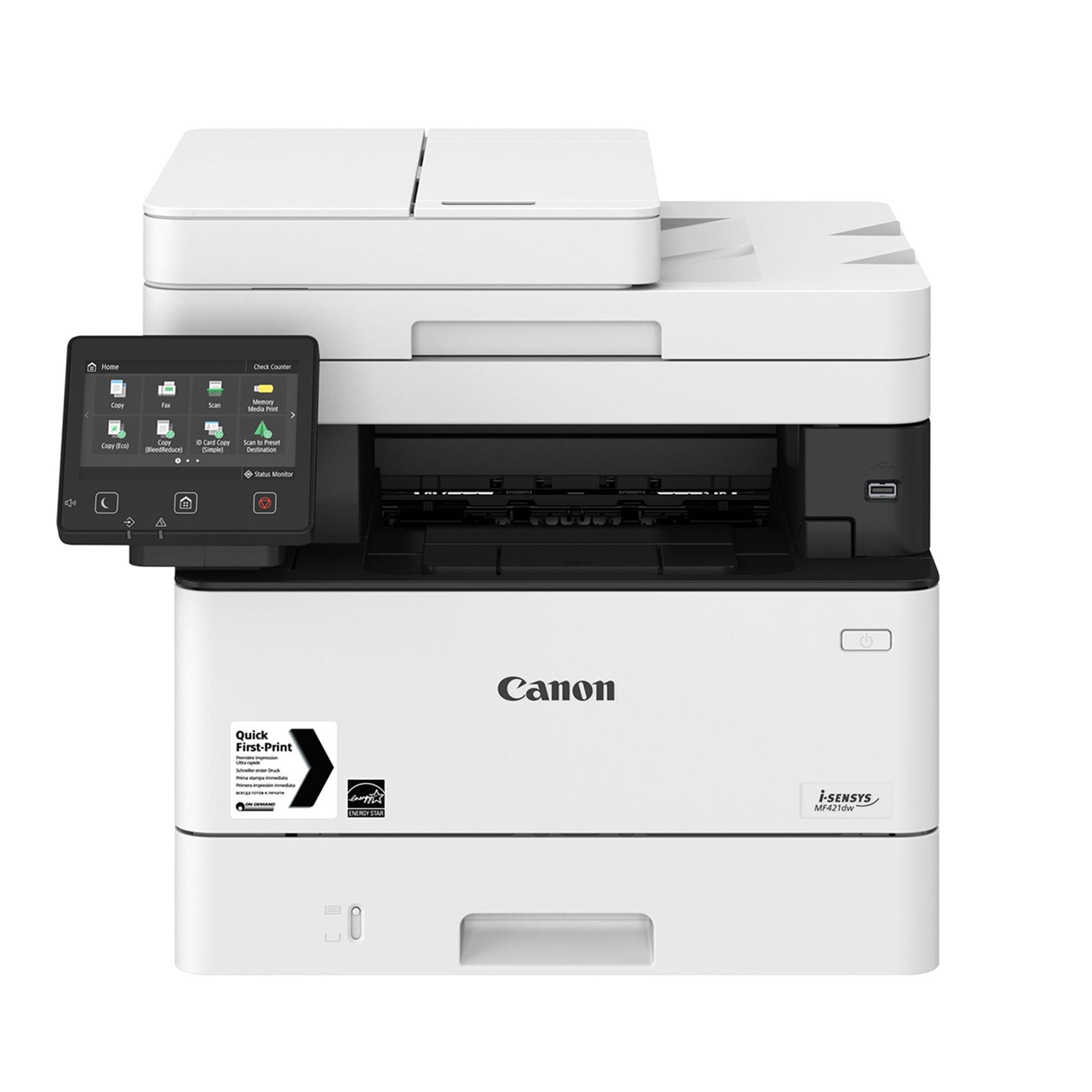 Canon i-SENSYS MF421DW  Mono Laser Printer