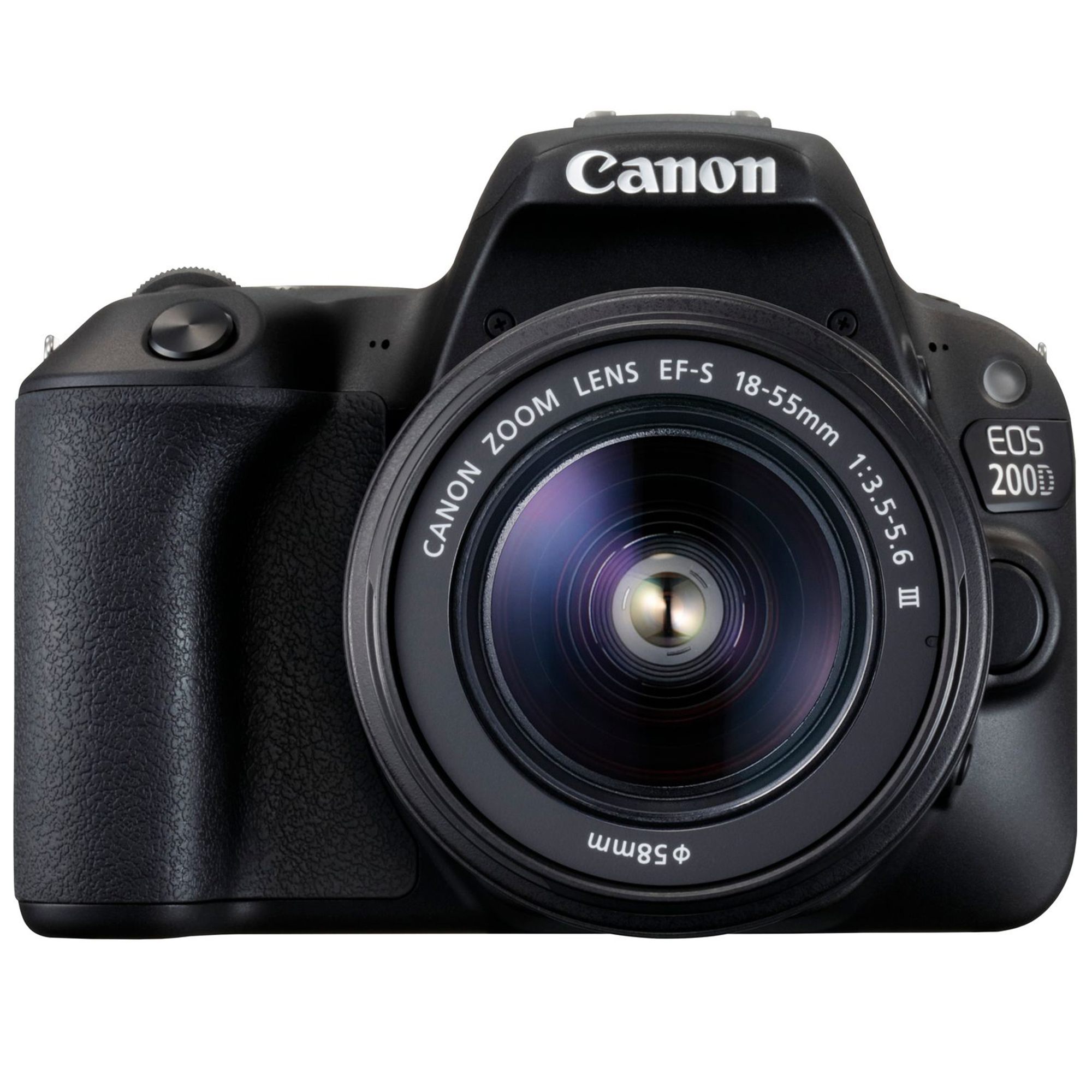 CANON EOS 200D with 18-55 mm Lens DC Kit + FREE GIFT VANGUARD ALTA CA 203AP , Free 8 Gb Memory Card