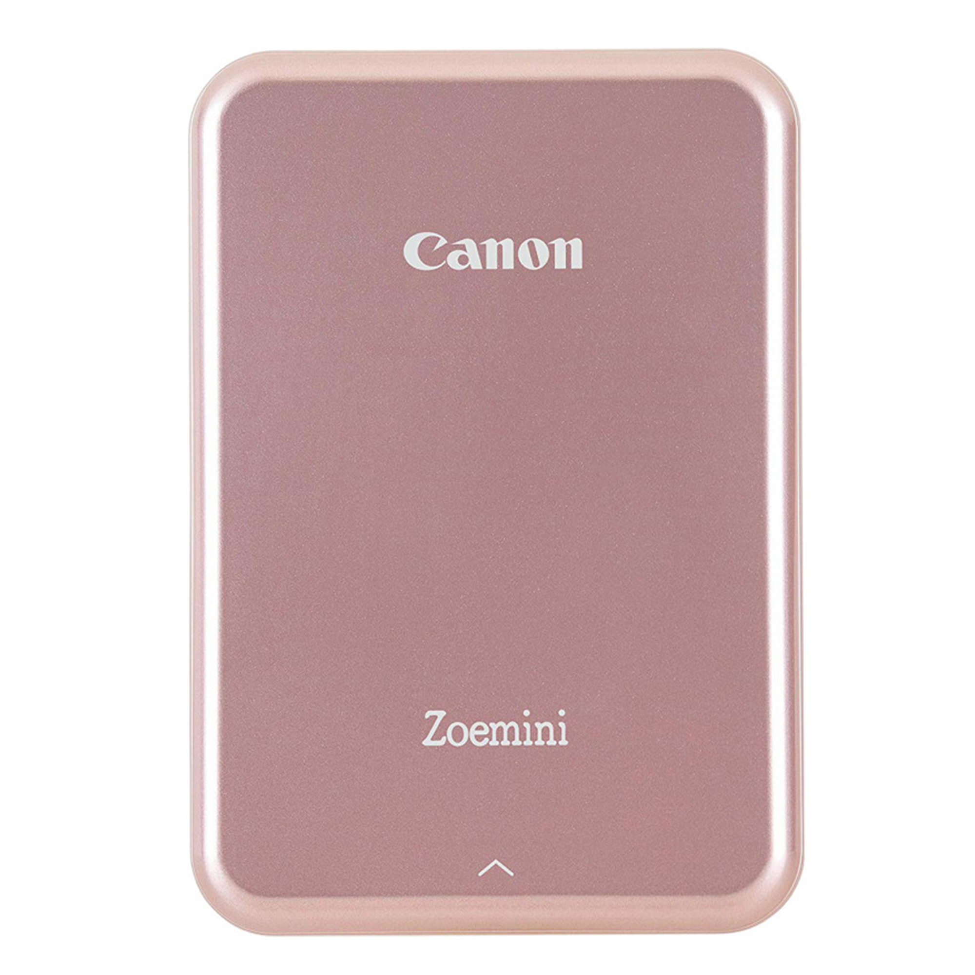 Canon Zoemini Printer - Pink + Canon Zink Paper ZP-2030 20 Sheets