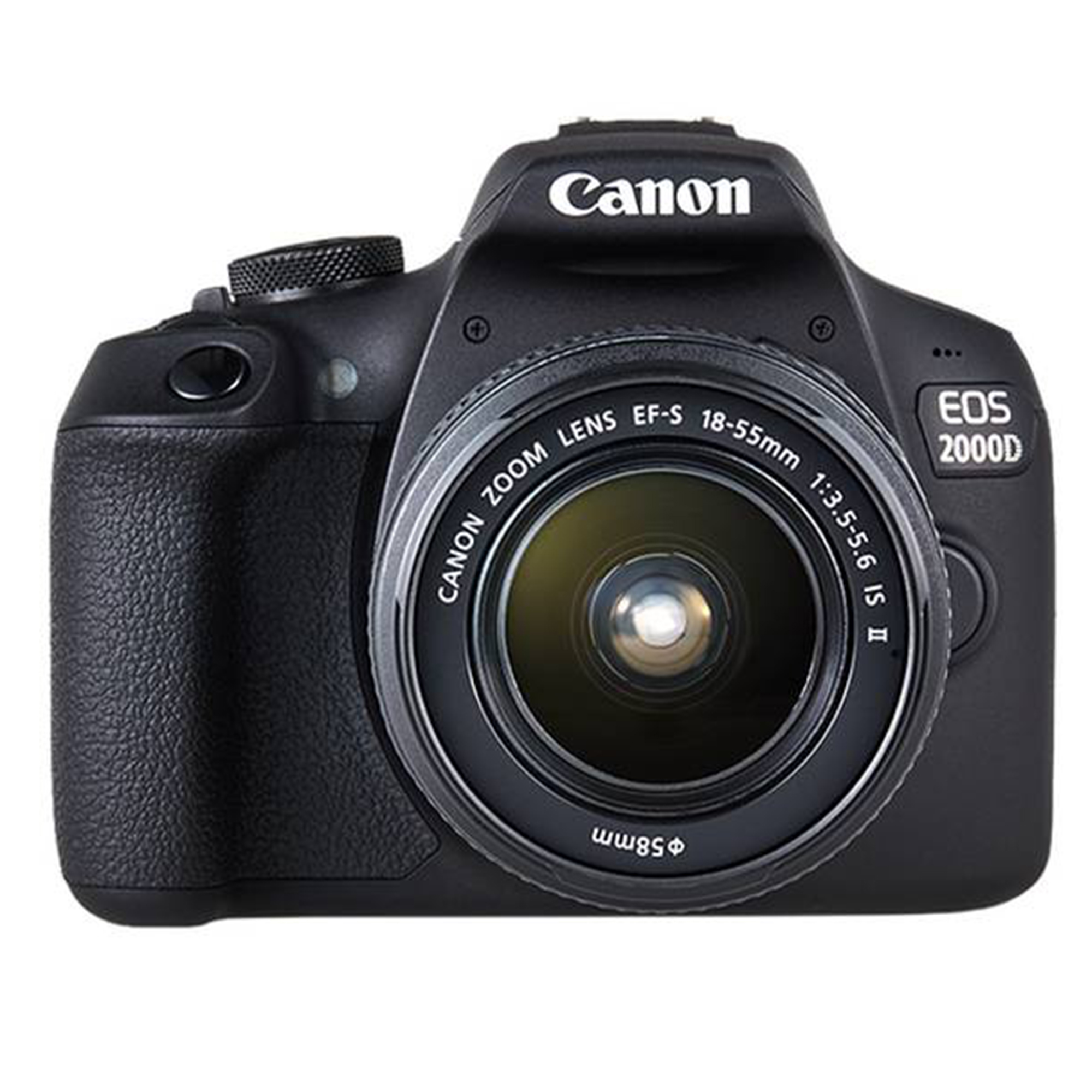 Canon EOS 2000D With 18-55mm Lens IS Kit + 8 GB Memory Card Free