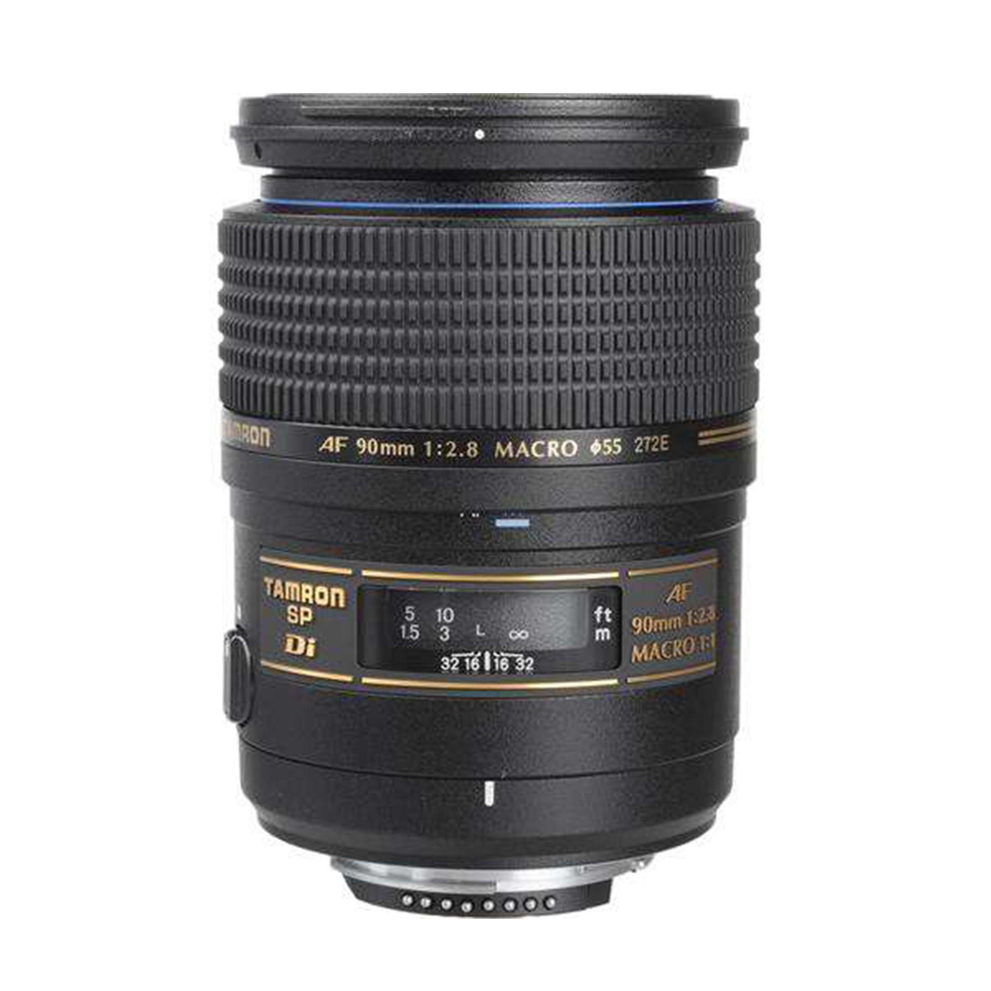 Tamron 90mm f/2.8 SP AF Di Macro Lens for Nikon AF