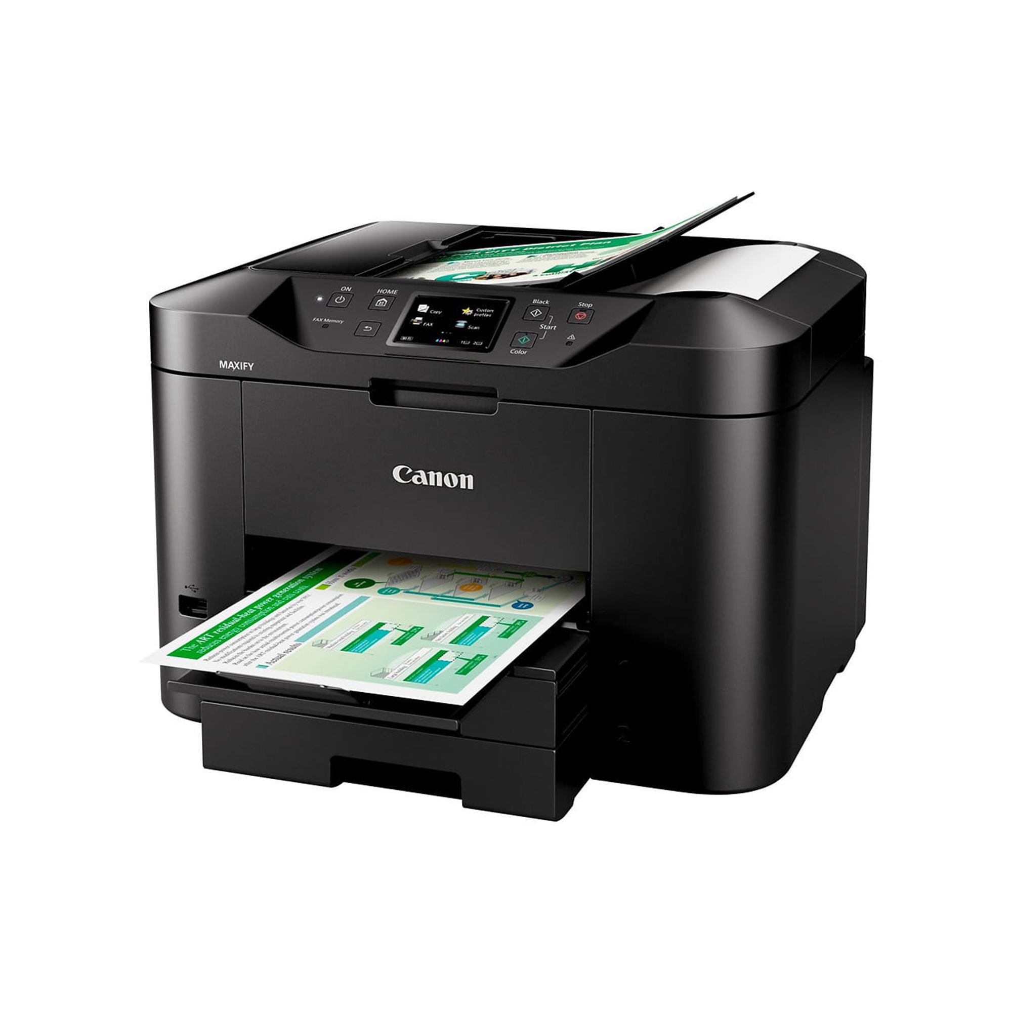 Canon MAXIFY MB2740 Inkjet Printer
