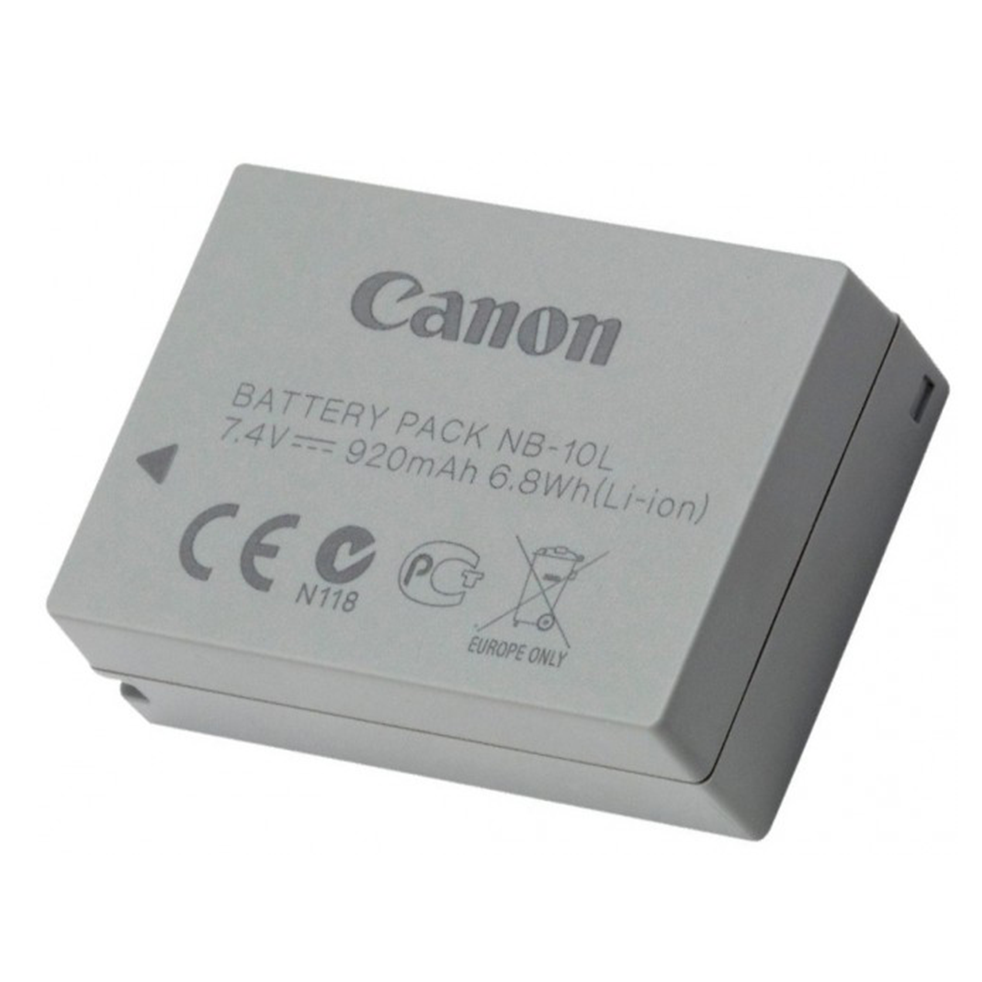 Canon NB-10L Lithium-Ion Battery Pack