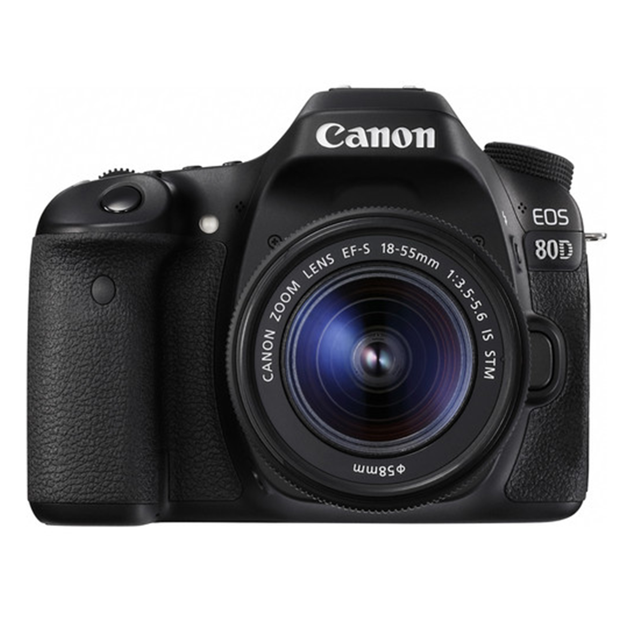 Canon EOS 80D DSLR Camera with 18-55 mm Lens + Free Gift Vanguard ALTA CA 203AP, 8GB Memory Card