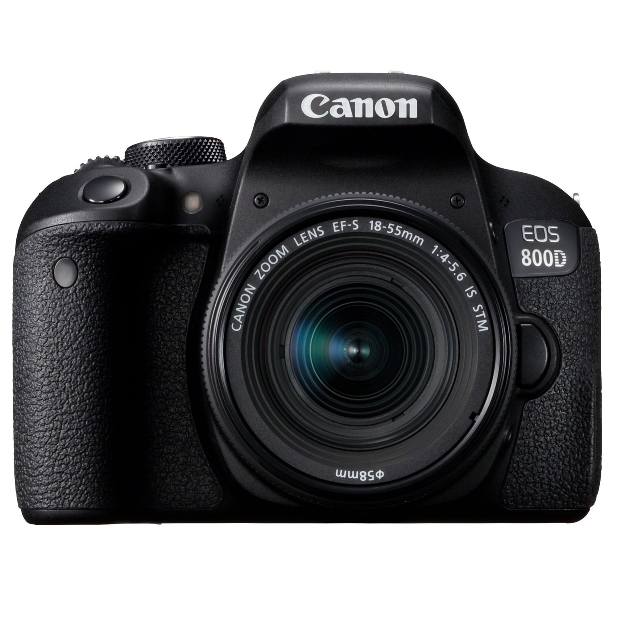 Canon EOS 800D DSLR Camera with 18-55mm Lens + Free Vanguard Kinray 53 Bag &  8GB Memory Card