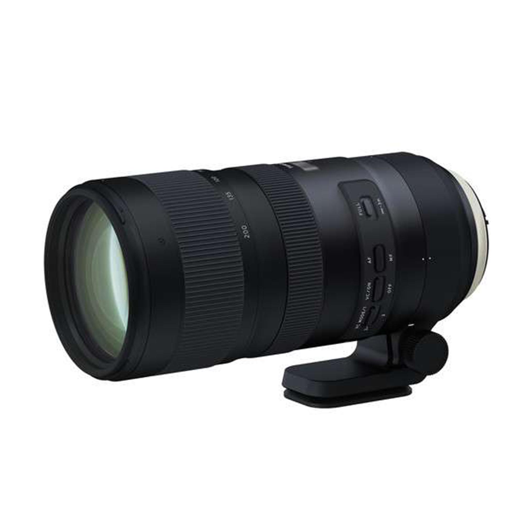 Tamron SP 70-200mm f/2.8 Di VC USD G2 Lens for Nikon F
