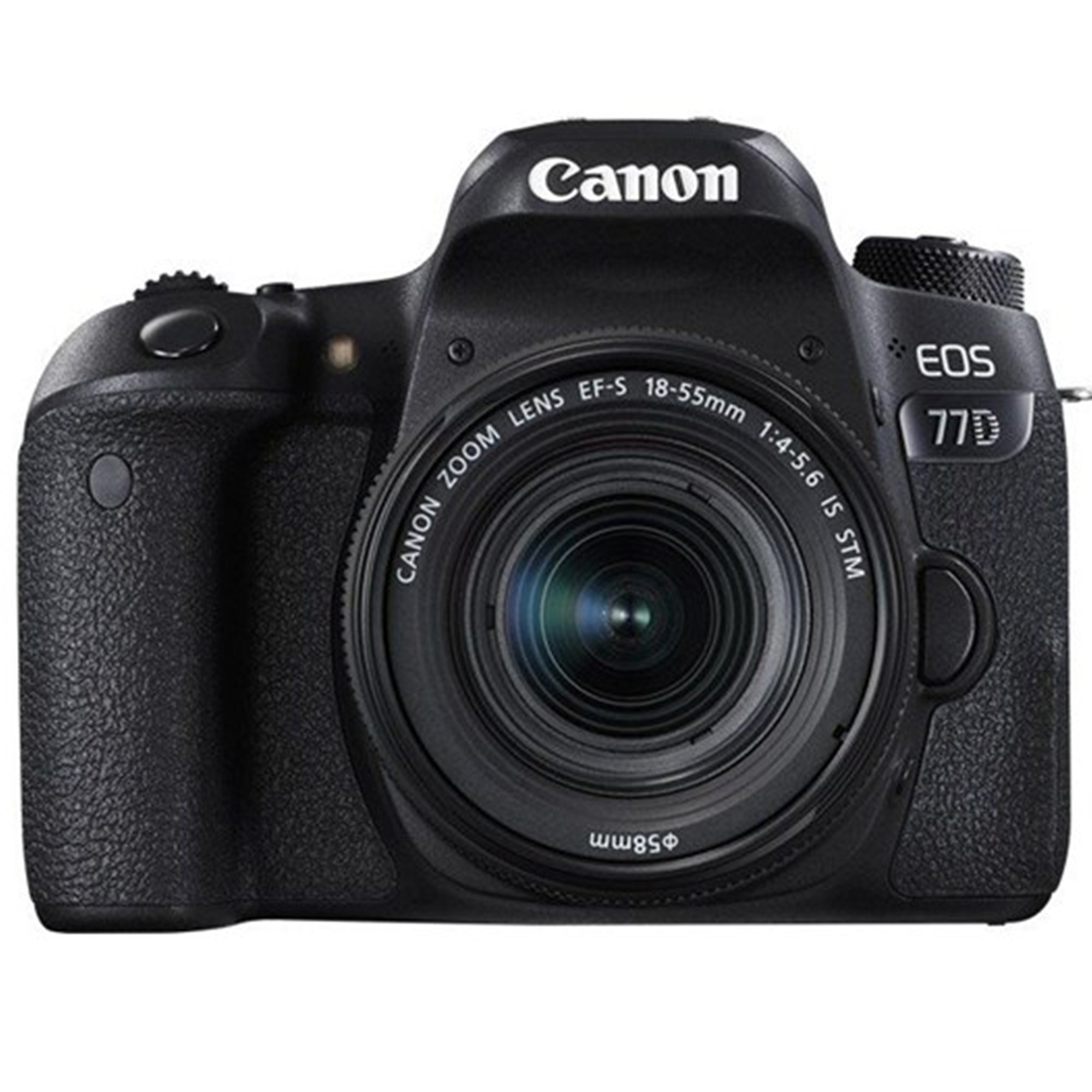 Canon EOS 77D DSLR Camera with 18-55mm Lens +Free Gift Vanguard 203 AB Tripod & 8 GB Memory Card