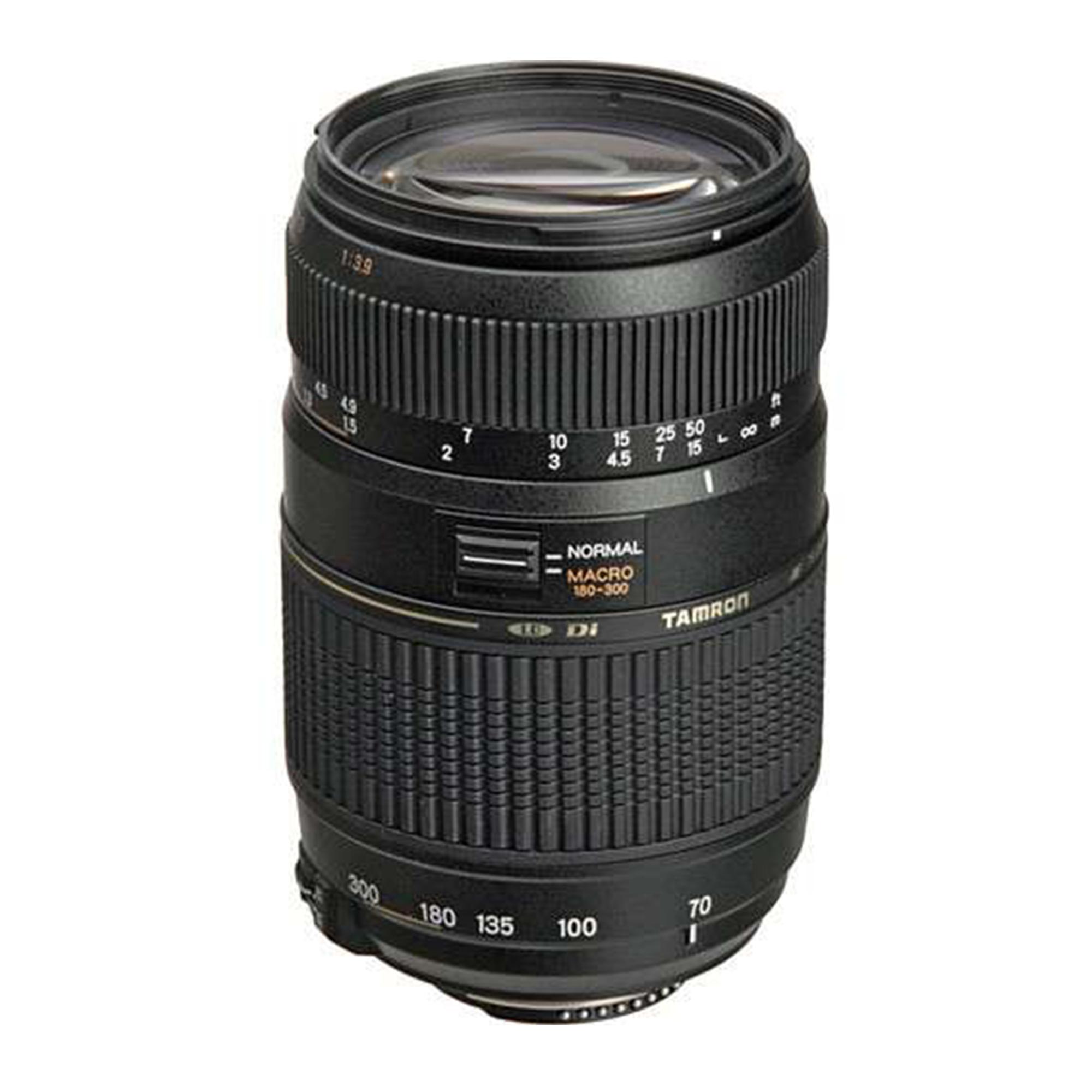 Tamron 70-300mm f/4-5.6 Di LD Macro Autofocus Lens For Canon