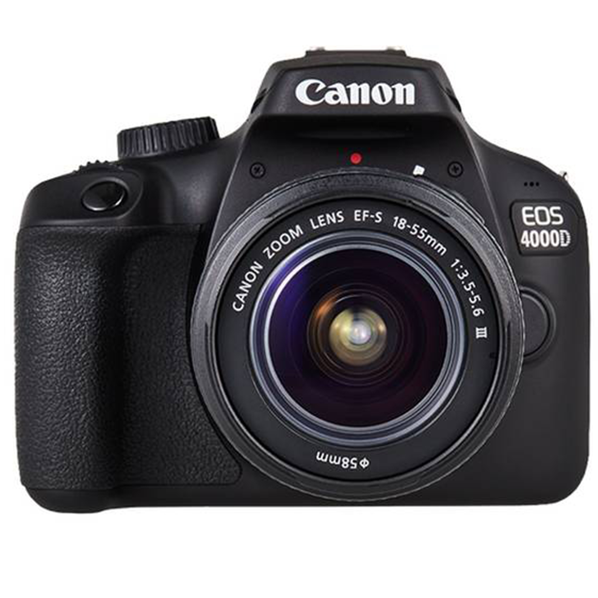 Canon EOS 4000D With 18-55mm Lens IS Kit + Free Gift VANGUARD ULC ULTRA LENS CLEANER , 8 GB Memory Card